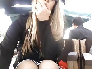 public webcam flashing