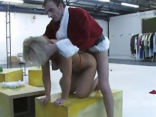 Santas Scottish Slut