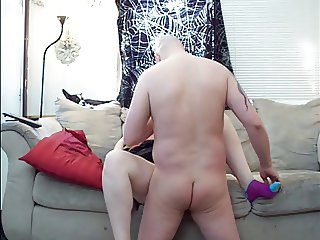 Cheating wth Ex (Pt.3 of 3) (Big pussy lips,Foot Fetish)