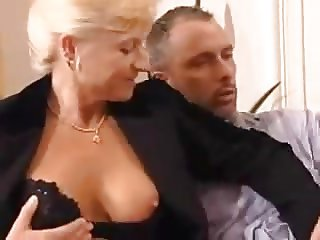 Two german couples foursome with DP