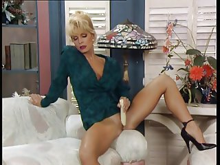 Milfy Blonde Gets Horny