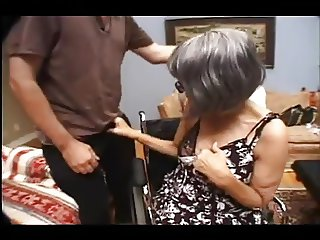 son assists not granny mom -bymonique