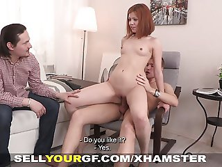 Sell Your GF - Shameless fucking for money