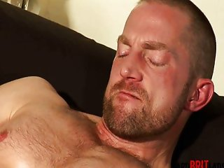 Adam Herst solo – Beefy Muscled Rugby Dad