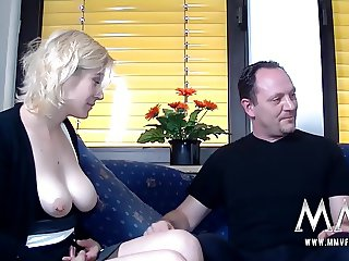 MMV FILMS The Mature Petra is in control