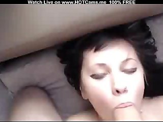 Russian Couple Anal And Facial