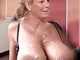 Ulrika Johnson fake tits