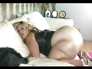 SSBBW Devious Fuck Machine