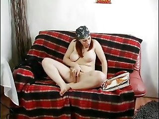Chubby Fat Teen masturbating wet Pussy and cumming with porn