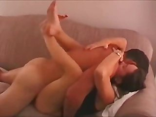 2 Amateur couples - Homemade orgy