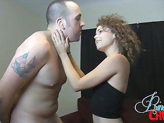 Breaking Balls with Bailey Paige Miles Striker ballbusting