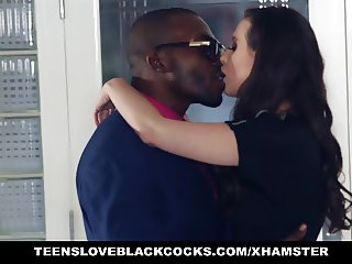 TeensLoveBlackCocks - Sexy Escort Casey Calvert Fucks BBC