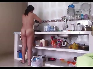 Nudist latin girl