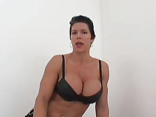 Femdomme Ass Fuck Instruction 1