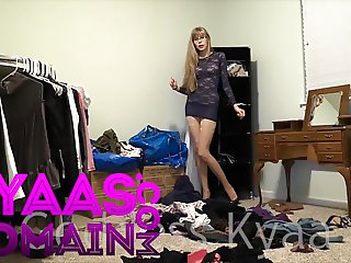 Sissy Assistant Training POV FEMDOM FEMALE DOMINATION POV