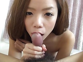 Sexy Cute Japanese Girl Sucks GV00178