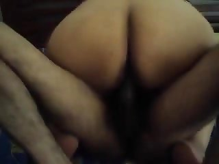 Big ass wife fucked by friend