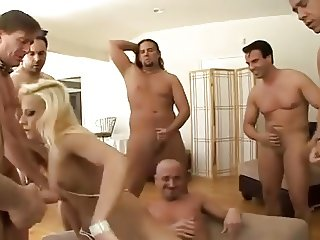 The Gangbang Dance