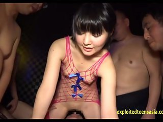 Jav Teen Schoolgirl Bukakke By Old Men She sites On Faces And Cums