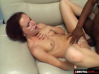 BrutalClips  Gangbanged and Bukkaked