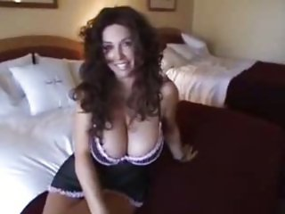 Busty wife fucked in hotel