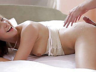Young Small Tits Hardcore romantic sex with Alexis