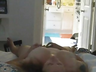 Caught Masturbating at Home1