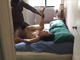 Hot wife anal sex