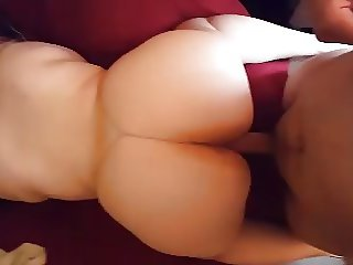 Fucking my pawg with family in the next room