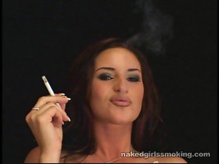 Lola Martin Smoking Fetish Part 1