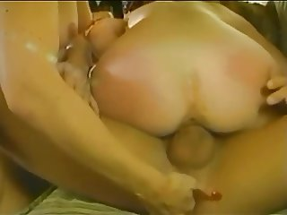MFF threesome with prostate massage