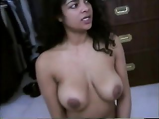 Busty Indian Business Woman with White Cock BWC 07 Desi NRI