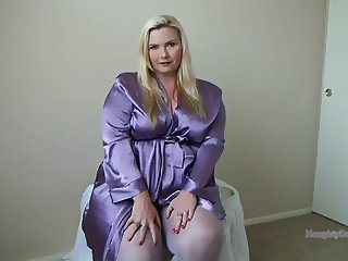 A truly beautiful blonde PAWG