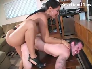 Hot Milf Isis Sensually Fucks a Sexy Guy