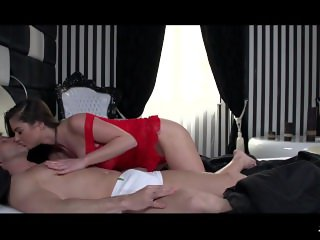 XXX Shades - Hungarian babe gets cum covered in erotic sex