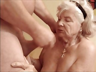 Great Granny Suck Off