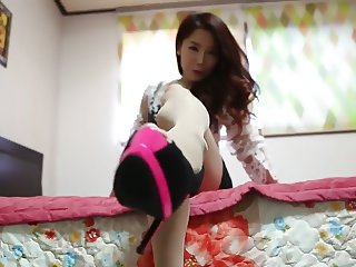 Beautiful Korean Girls In Pantyhose (POV)