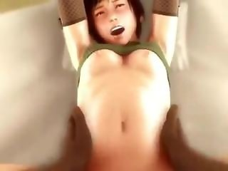 Final Fantasy 7: Punishment of the Theif Girl (Yuffie)