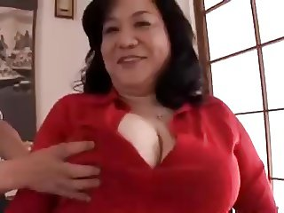 japanese with large boobs