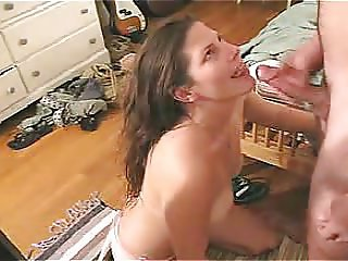 an amateur wifes blows her husband perfectly