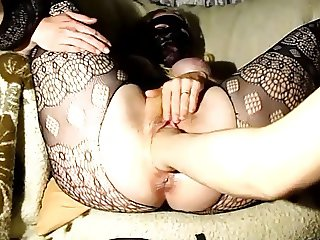 Redhead Fisted Until She Squirts