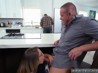 Friend's daughter caught masturbating Sneaking Around With Daddy's Friend
