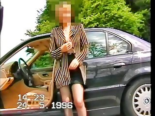 Nylon Flashing Parkplatz