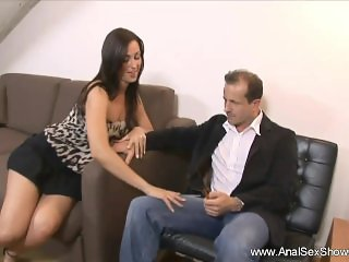 Anal Sex As Therapy