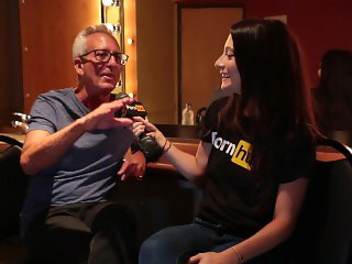Pornhub Aria Gets Nasty with Comedians Bobby Slayton & Brad Williams