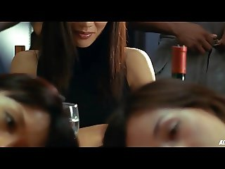 Maggie Q in Naked Weapon