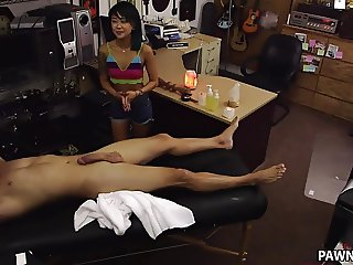 Asian Massage with a Happy Ending - XXX Pawn