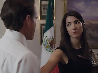 Ingobernable S01E04 Sex Scene