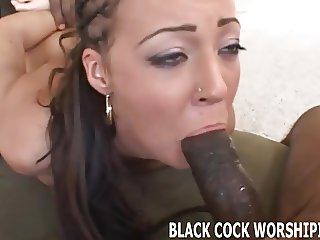 You will love watching me getting railed by a black hunk