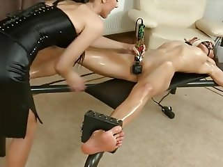 Tied, Tickled And Vibrated